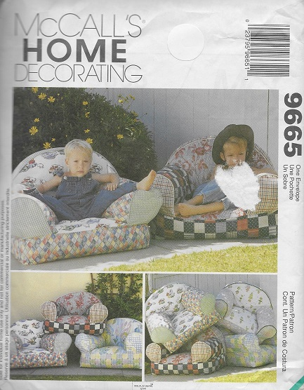 home dec sewing pattern