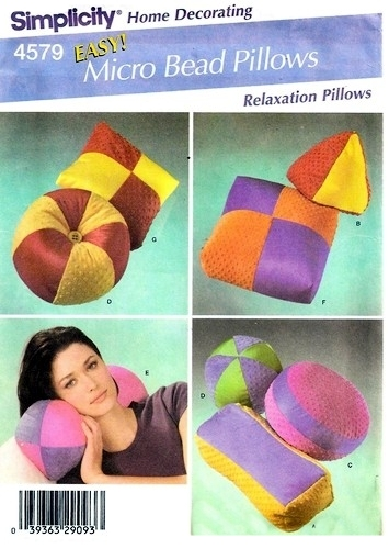 pillow sewing pattern