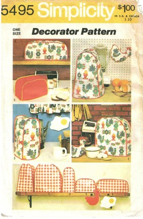 appliance covers potholder sewing pattern