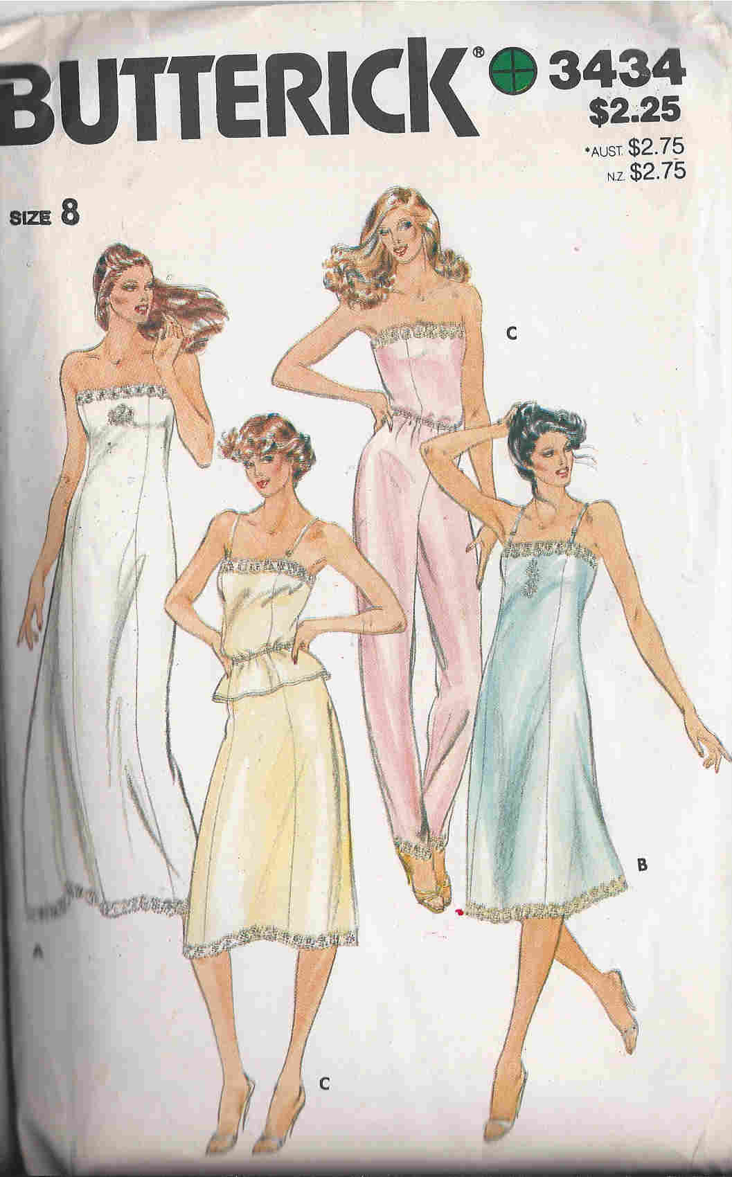 Patterns For Lingerie 21