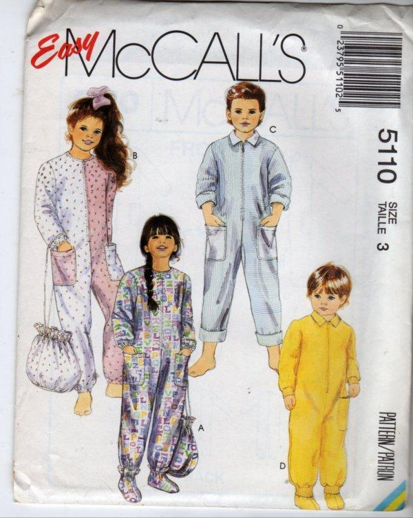 sleeper sewing pattern
