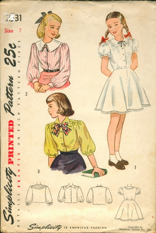 slip petticoat sewing pattern