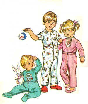 footie pajamas