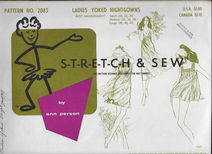 slip sewing pattern