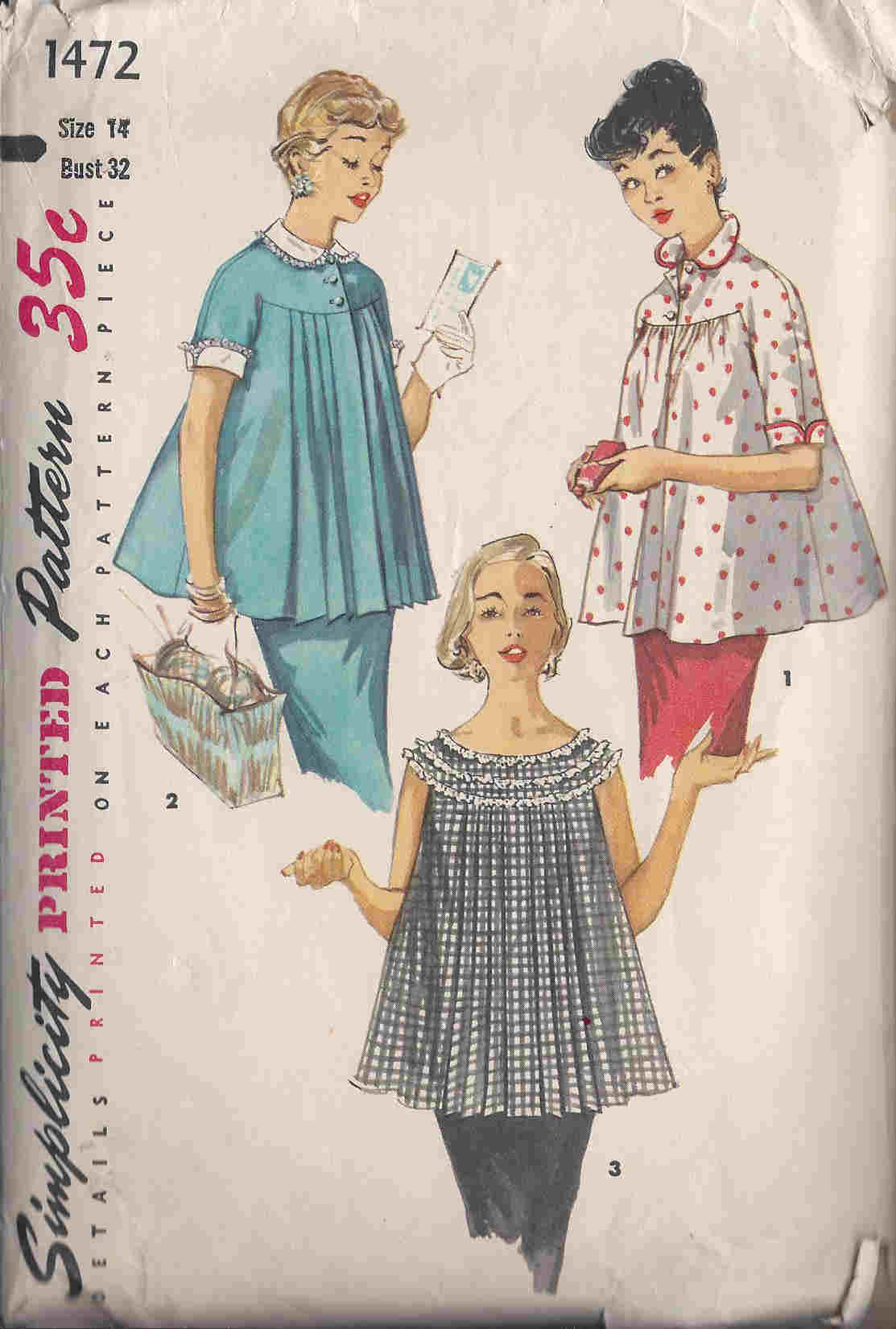 DellaJane Sewing Patterns For Maternity Clothes by Simplicity ...