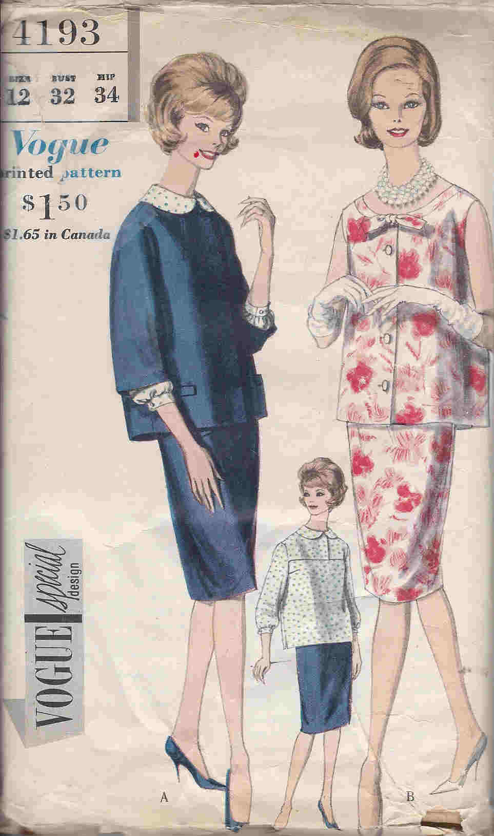 maternity dress blouse sewing pattern