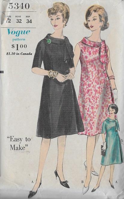 maternity dress sewing pattern
