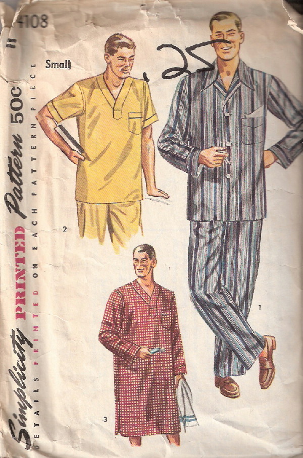 nightshirt sewing pattern