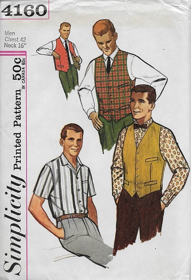 shirt vest sewing pattern