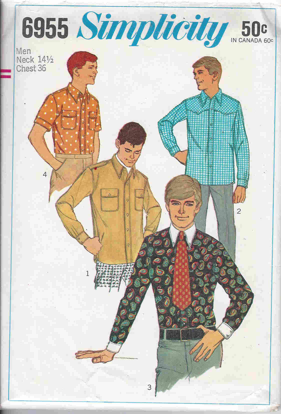 shirt sewing pattern