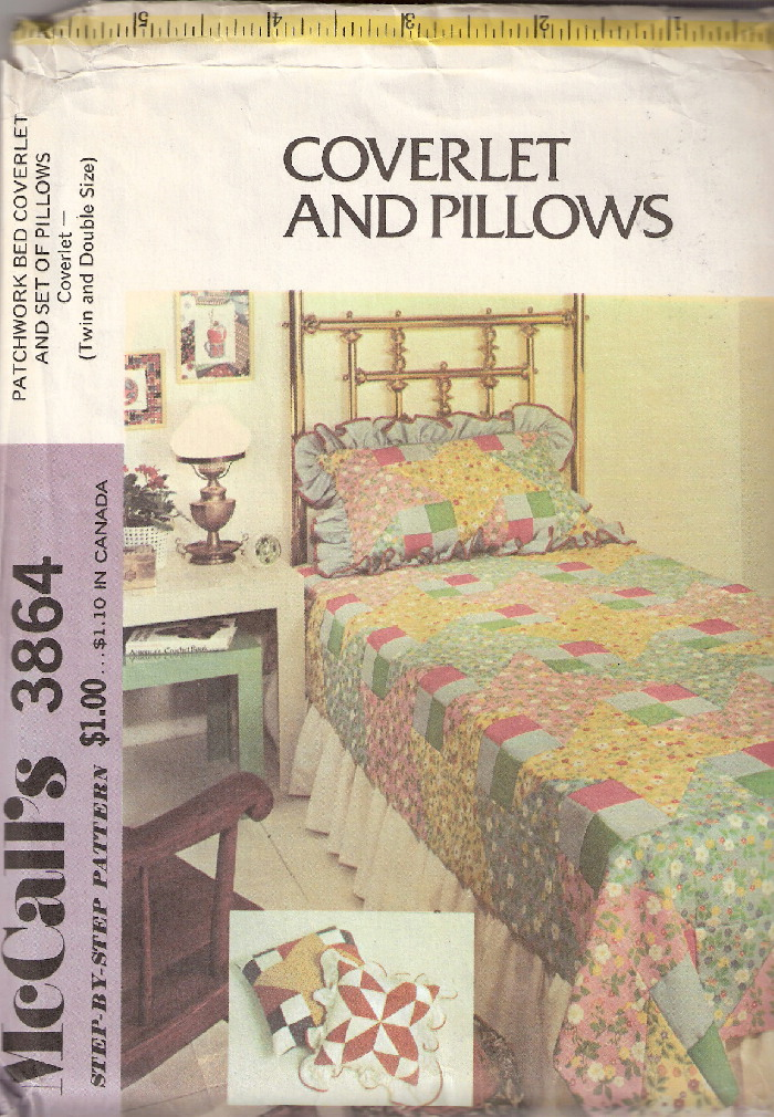 coverlet sewing pattern