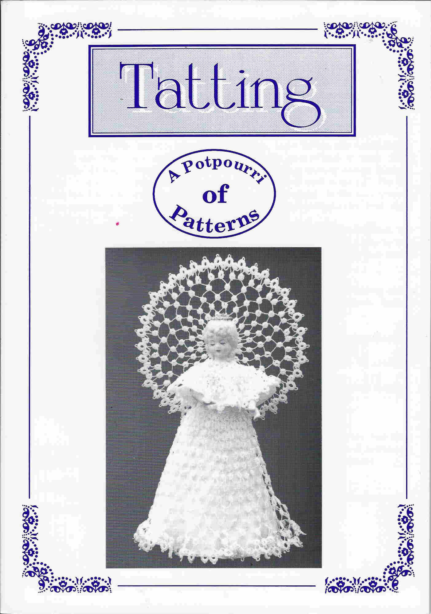 tatting pattern book