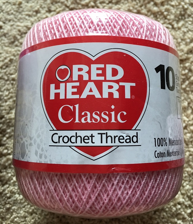 tatting thread crochet