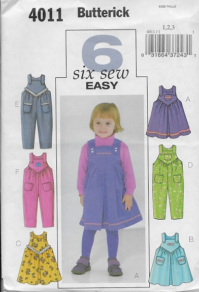 jumper jumpsuit sewing pattern