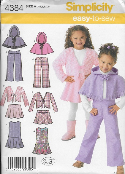DellaJane Sewing Patterns for Toddler & Little Girl Clothing