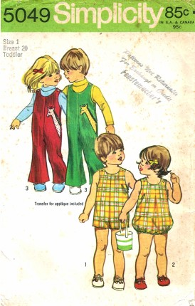 jumpsuit bubblesuit sewing pattern