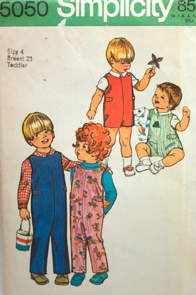 jumpsuit shirt sewing pattern