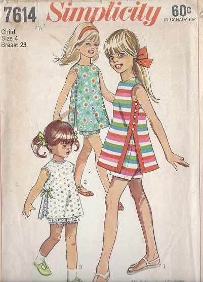 tunic pants sewing pattern