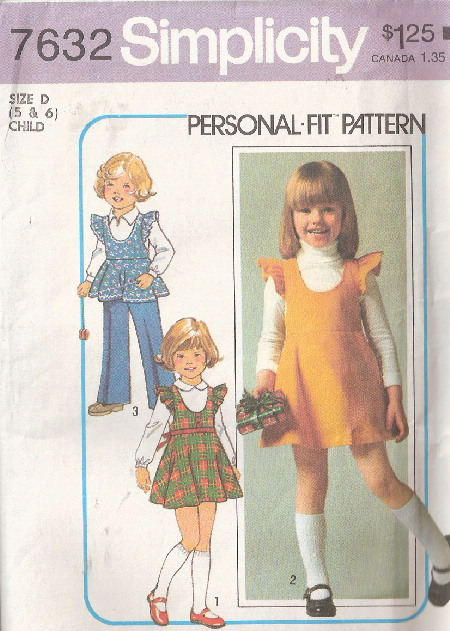 jumper top pants sewing pattern