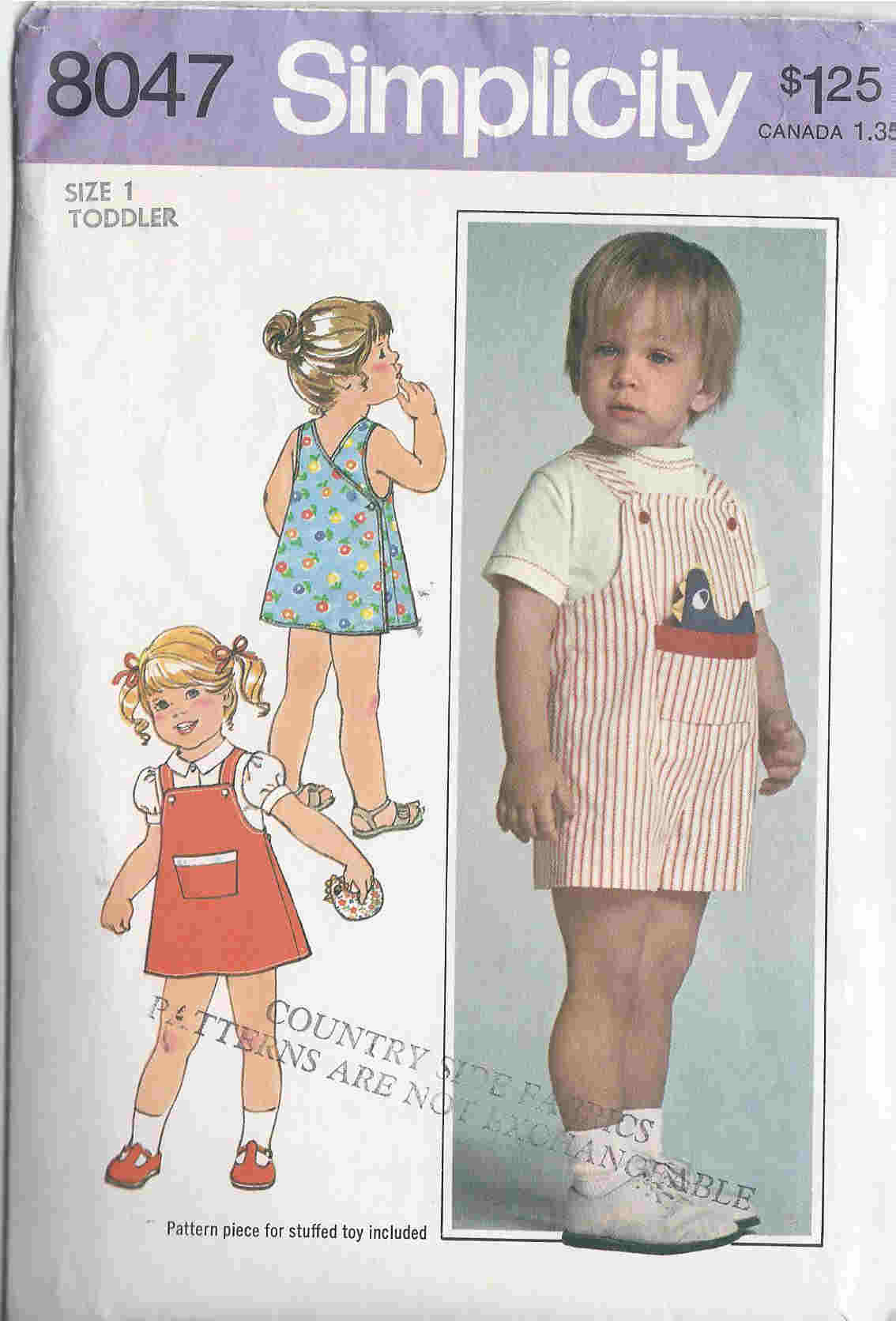 dress overalls sewing pattern