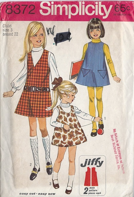 jiffy jumper sewing pattern