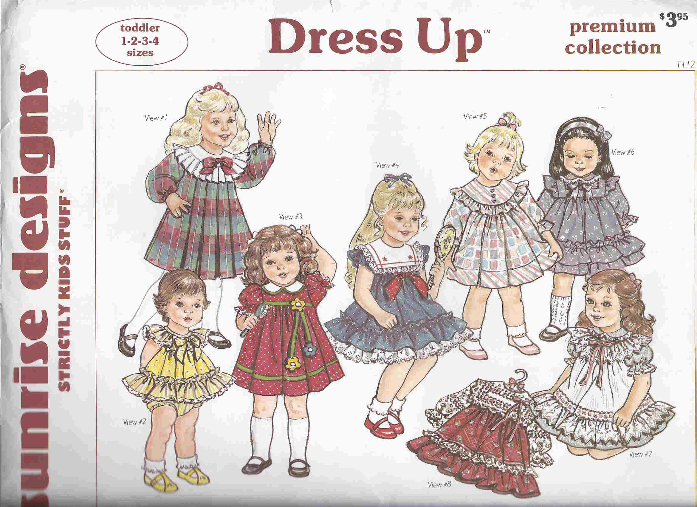 sunrise designs sundress sailor dress sewing pattern