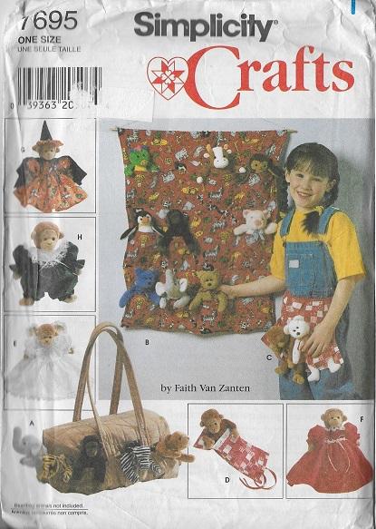 bean bag animal sewing pattern