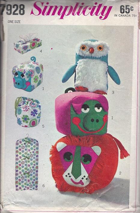 animal pillow toys sewing pattern