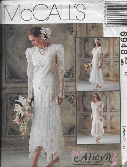 alicyn exclusives bridal gowns bridesmaid dress sewing pattern