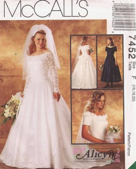 alicyn exclusives wedding sewing pattern