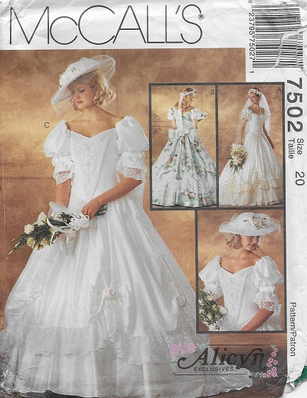 alicyn exclusives bridal gowns bridesmaid sewing pattern