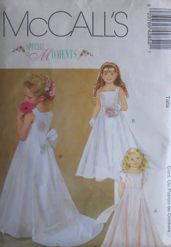 special moments dress sewing pattern