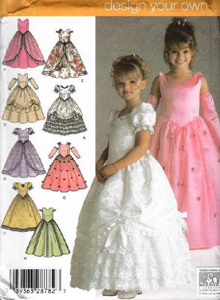special occasion dress sewing pattern