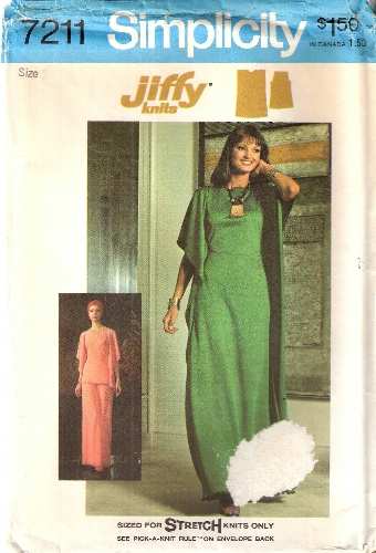 caftan top sewing pattern