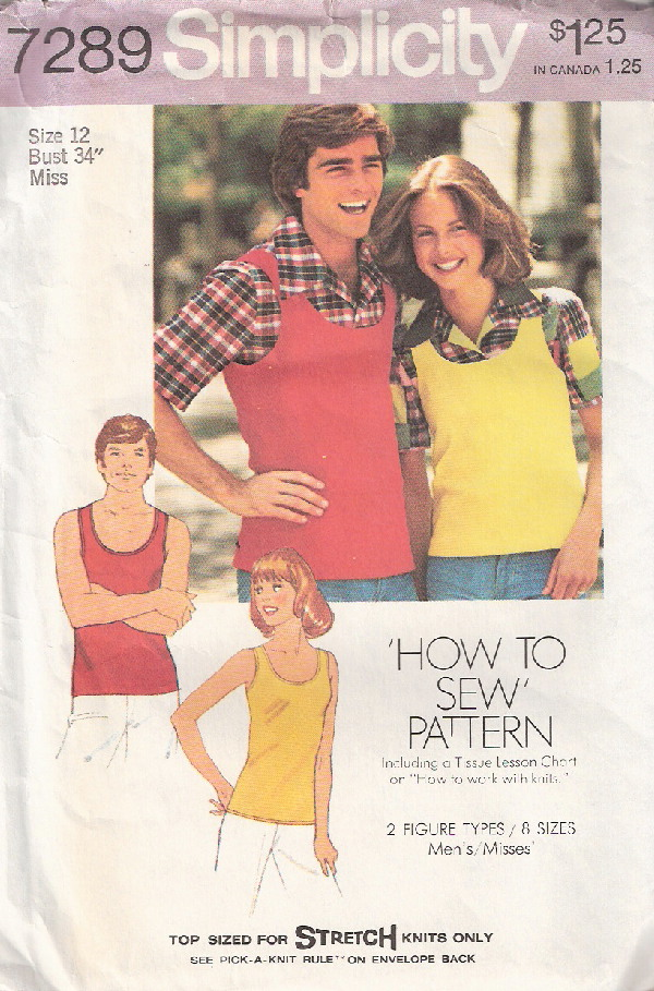 shirt top sewing pattern