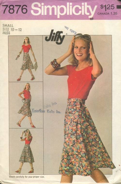 jify wrap skirt sewing pattern