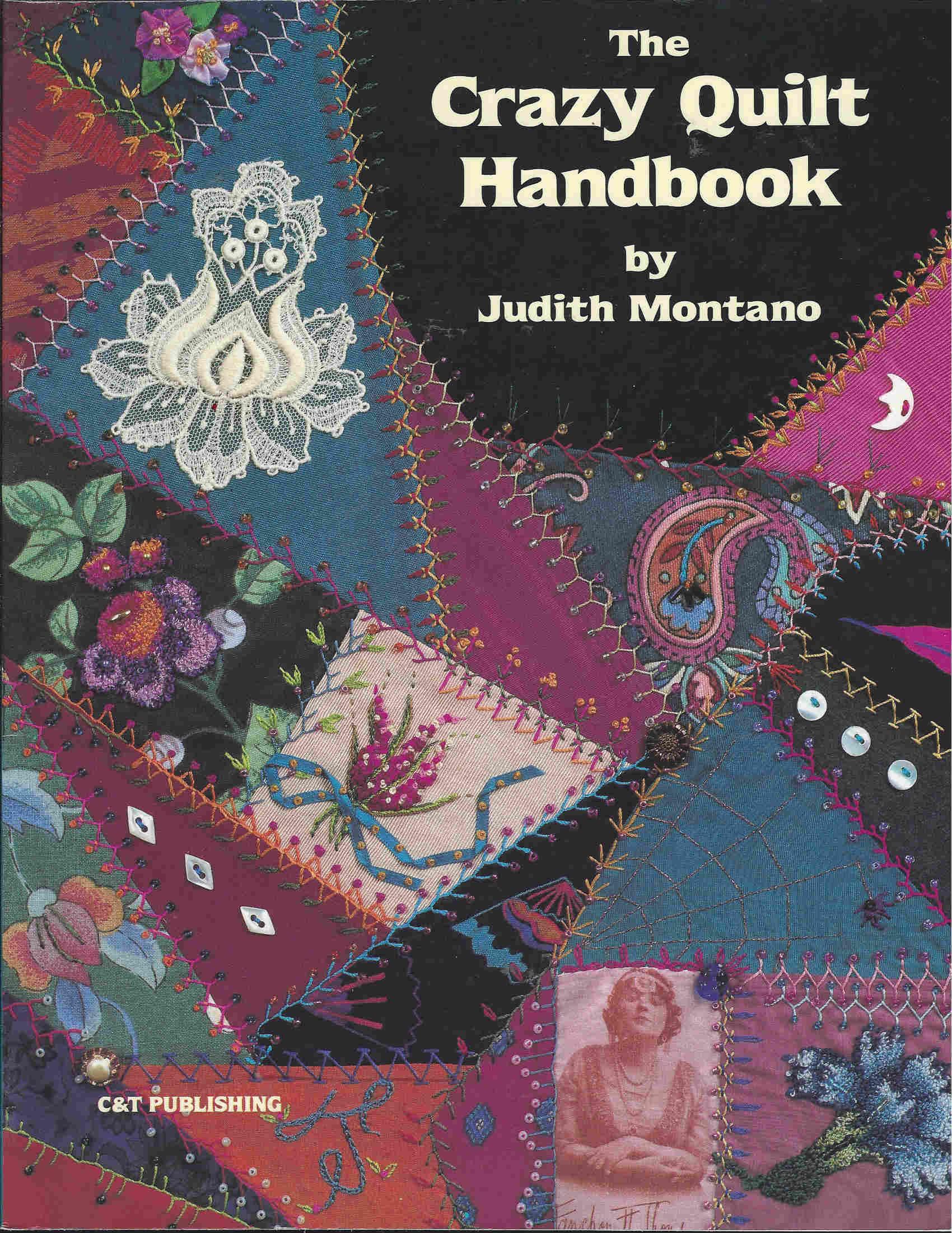 crazy quilt book