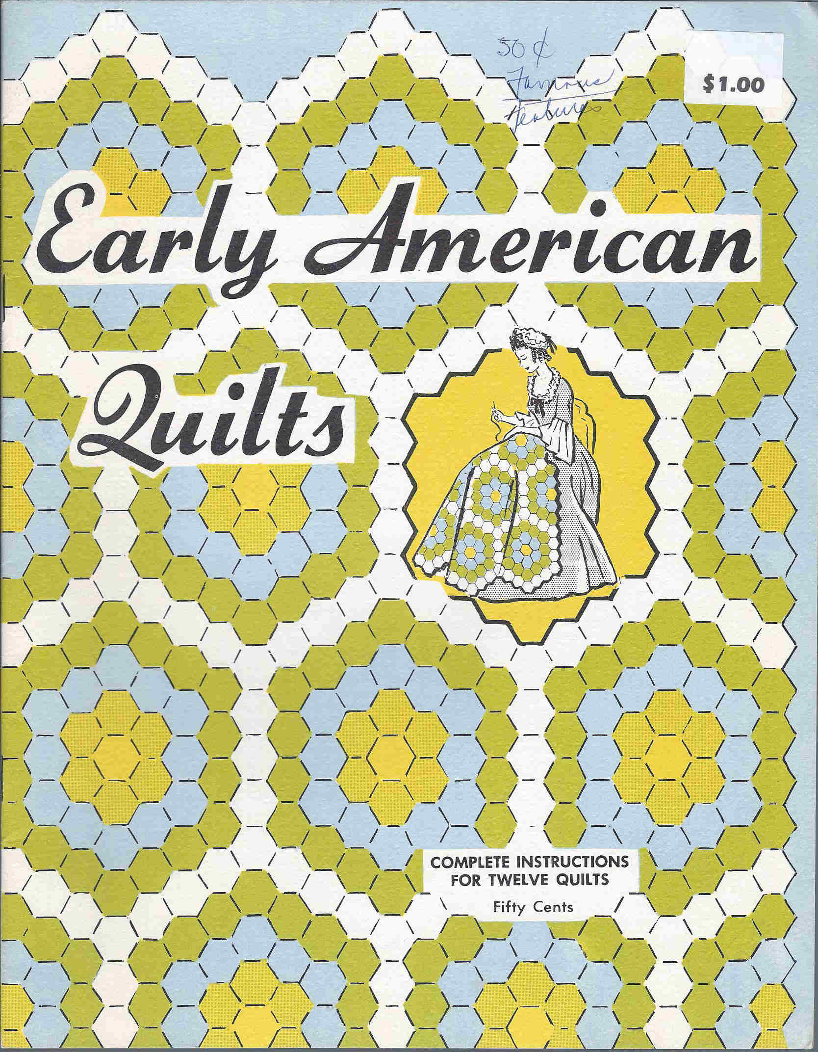 early american quilts