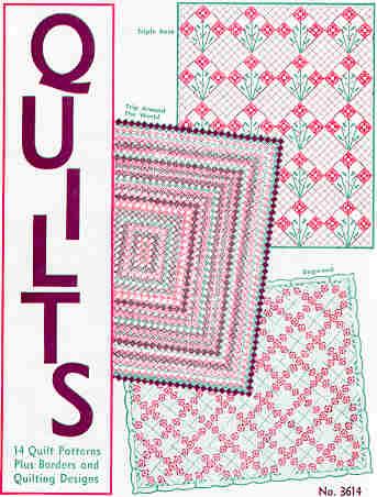 aunt martha quilt book