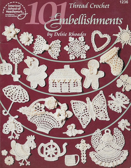 embellishments crochet pattern