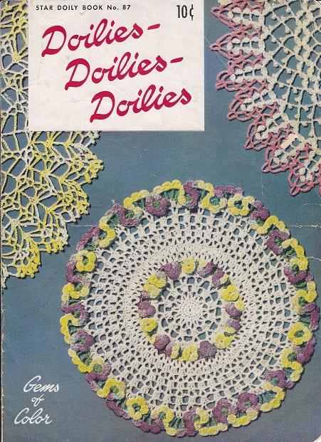 crochet doilies pattern