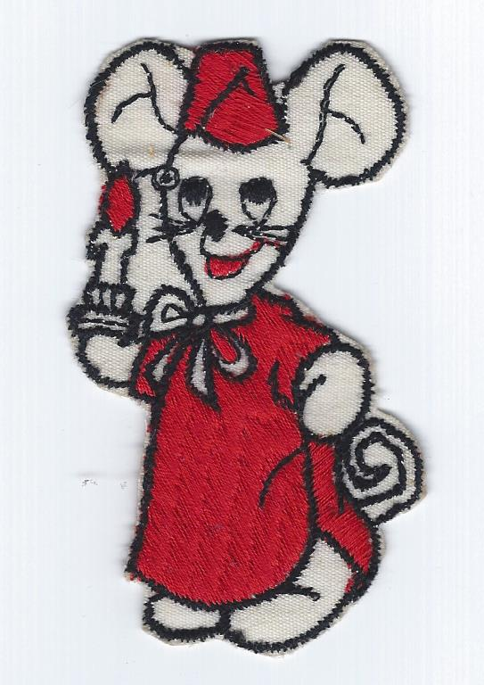 mouse patch