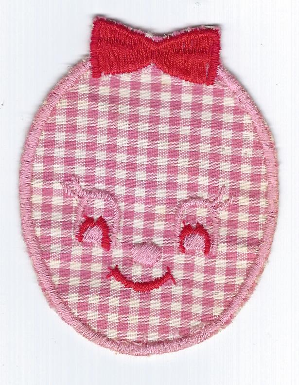 Baby Face patch