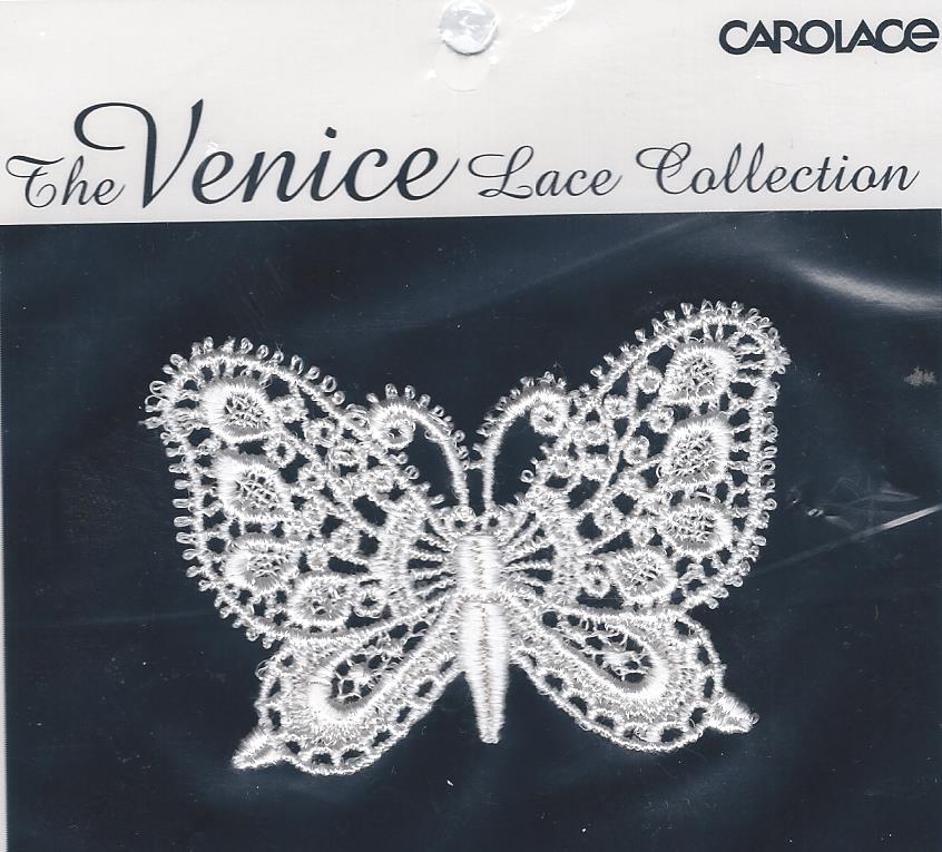 Venetian Lace Butterfly