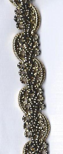 Metallic Braid