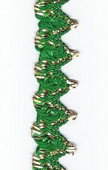 Green Gold metallic trim