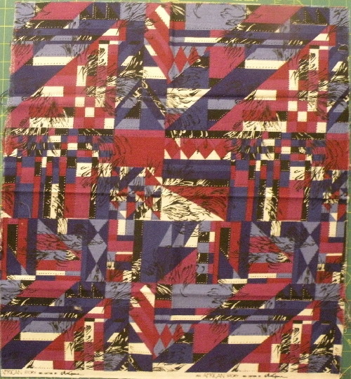 deGama african fabric