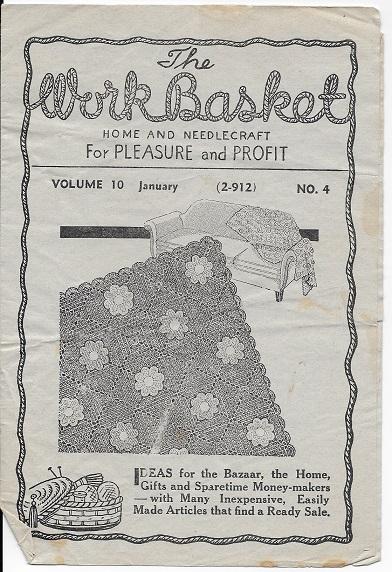leaflet free workbasket