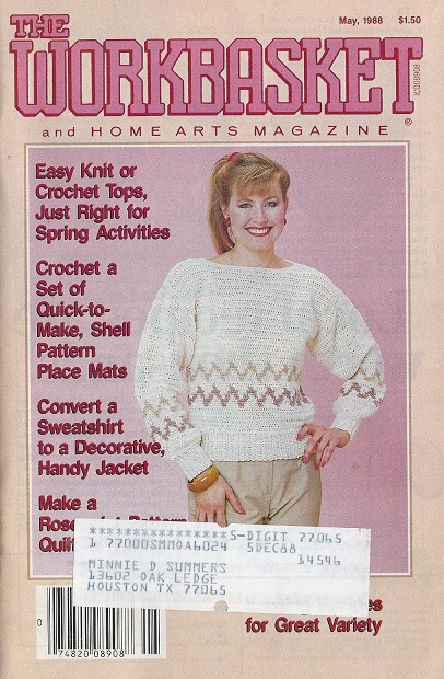 knit crochet tat projects recipes
